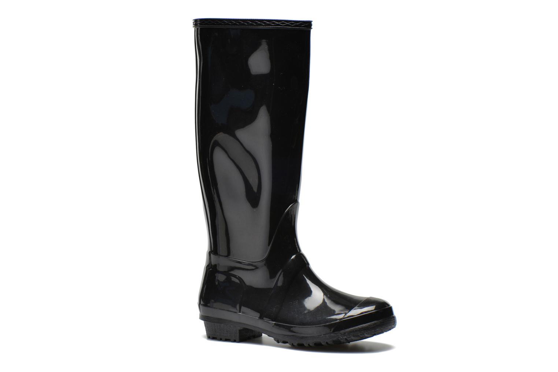 Bottes I Love Shoes Kipleu Noir vue détail/paire