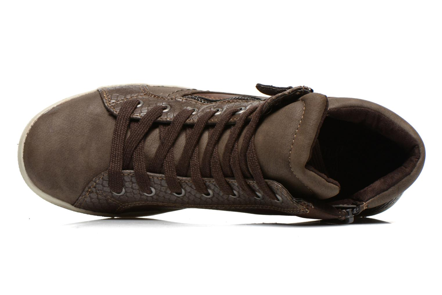 Sneakers I Love Shoes Susket Bruin links