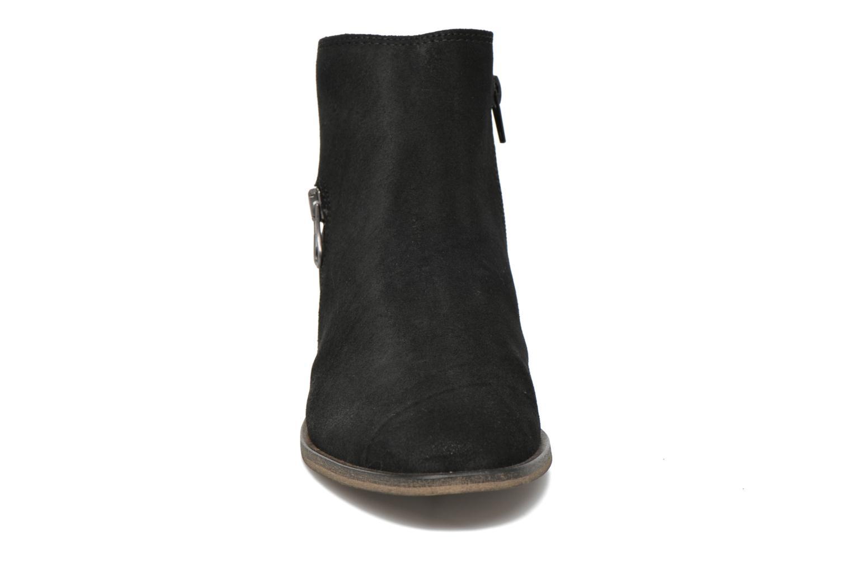 Stiefeletten & Boots Le temps des cerises Celeste schwarz schuhe getragen