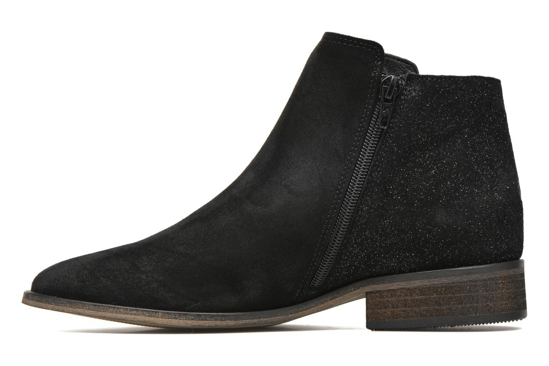 Stiefeletten & Boots Le temps des cerises Celeste schwarz ansicht von vorne