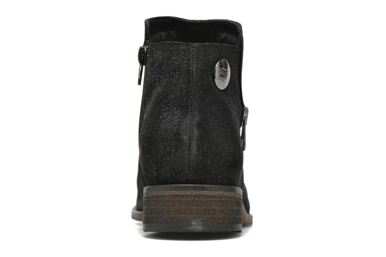 Stiefeletten & Boots Le temps des cerises Celeste schwarz ansicht von rechts