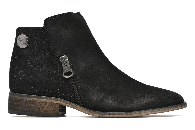 Stiefeletten & Boots Le temps des cerises Celeste schwarz ansicht von hinten