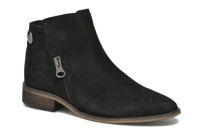 Stiefeletten & Boots Le temps des cerises Celeste schwarz detaillierte ansicht/modell