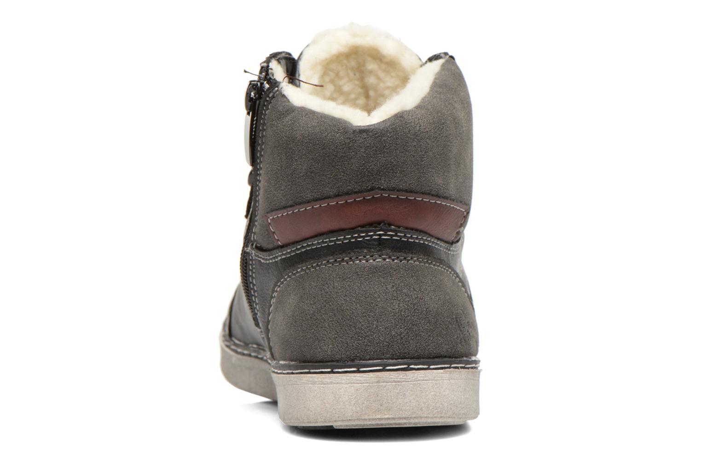 Sneaker I Love Shoes Sijack schwarz ansicht von rechts