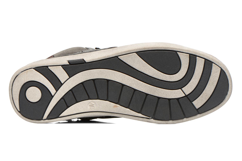 Sneaker I Love Shoes Sijack schwarz ansicht von oben