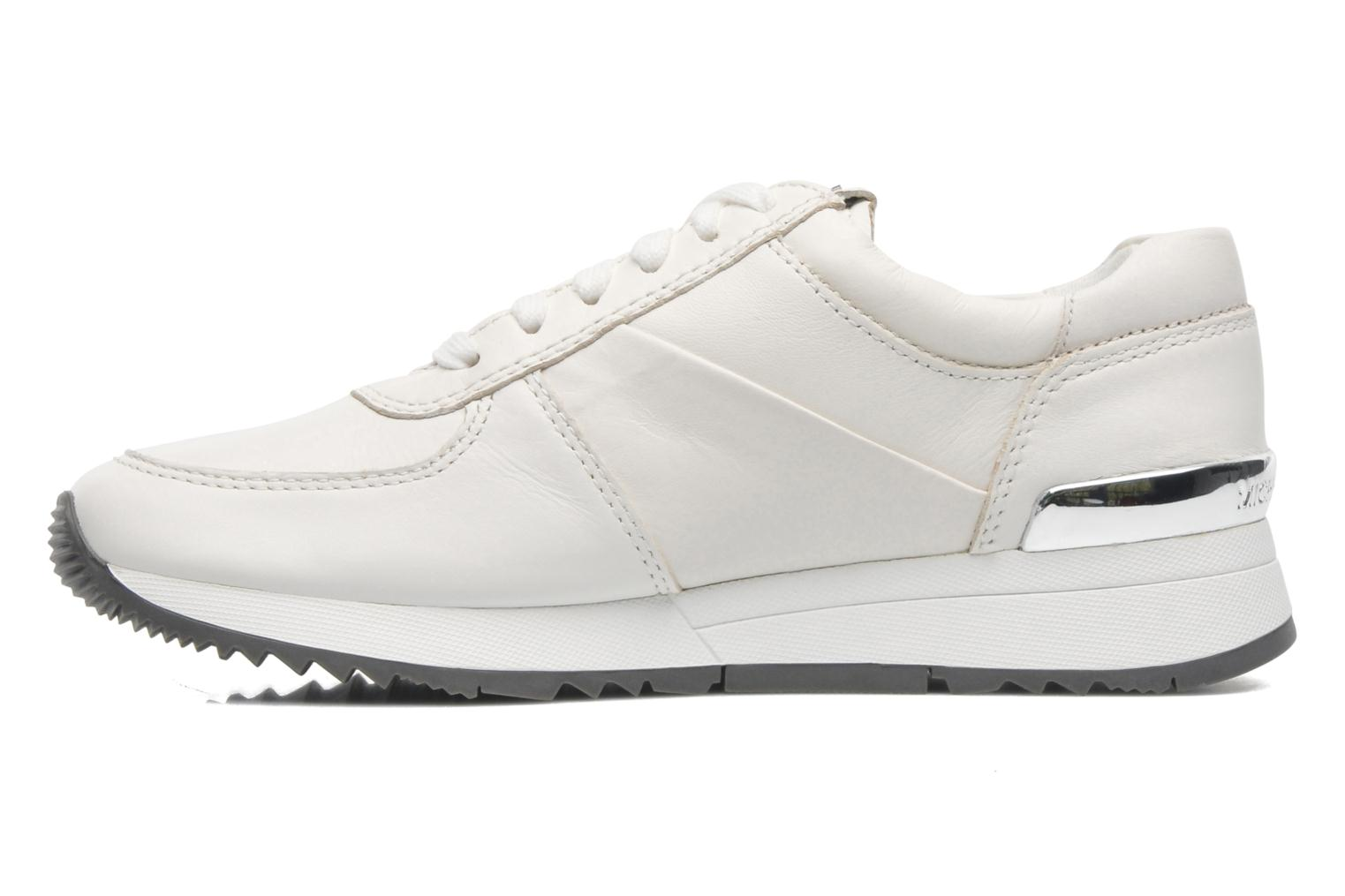 Sneakers Michael Michael Kors Allie trainer Bianco immagine frontale