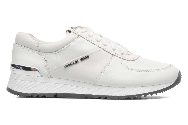 Sneakers Michael Michael Kors Allie Trainer Bianco immagine posteriore