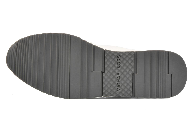 Sneakers Michael Michael Kors Allie trainer Bianco immagine dall'alto