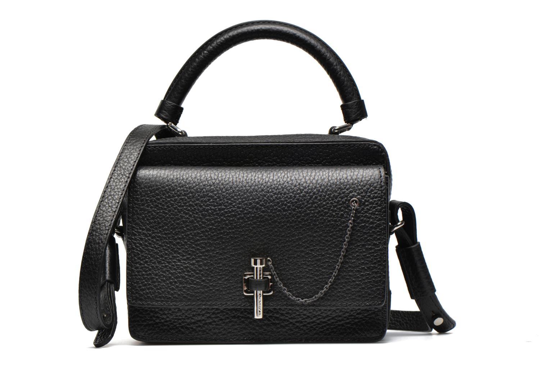 Handtaschen Carven MALHER Petit porté travers schwarz detaillierte ansicht/modell