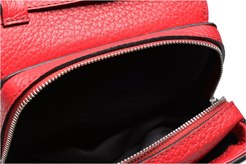 Håndtasker Carven MALHER Mini Sac Rød se bagfra
