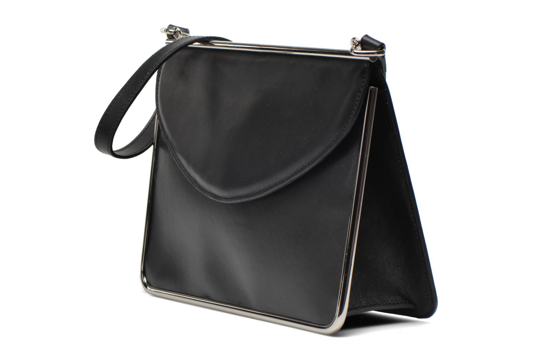 Handtaschen Carven SAINT SULPICE Bandoulière schwarz schuhe getragen
