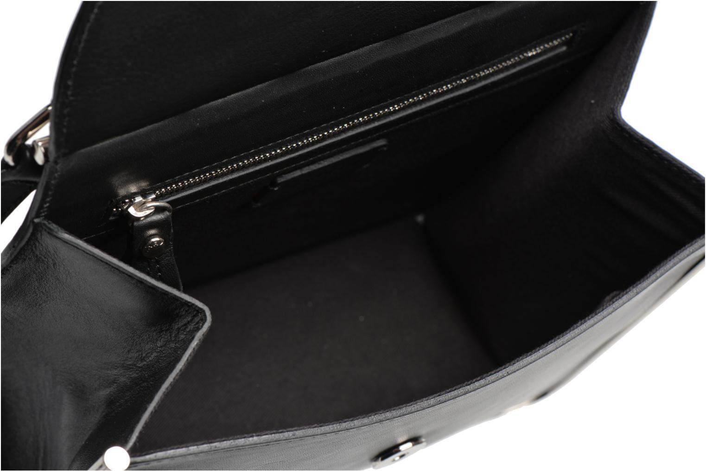 Handtaschen Carven SAINT SULPICE Bandoulière schwarz ansicht von hinten