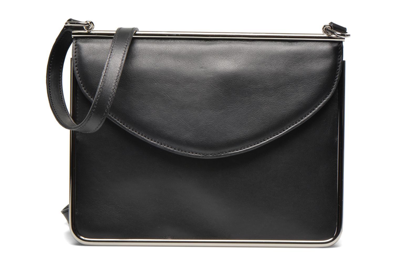 Handtaschen Carven SAINT SULPICE Bandoulière schwarz detaillierte ansicht/modell