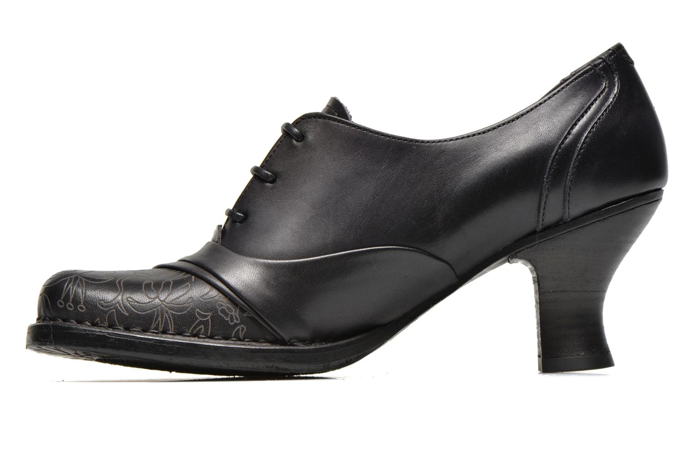 Chaussures à lacets Neosens Rococo S845 Noir vue face