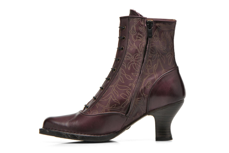 Boots en enkellaarsjes Neosens Rococo S846 Paars voorkant