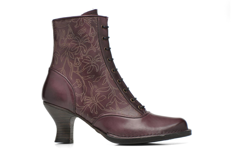 Boots en enkellaarsjes Neosens Rococo S846 Paars achterkant