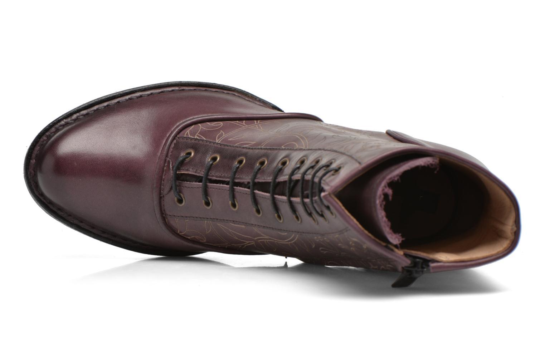 Boots en enkellaarsjes Neosens Rococo S846 Paars links