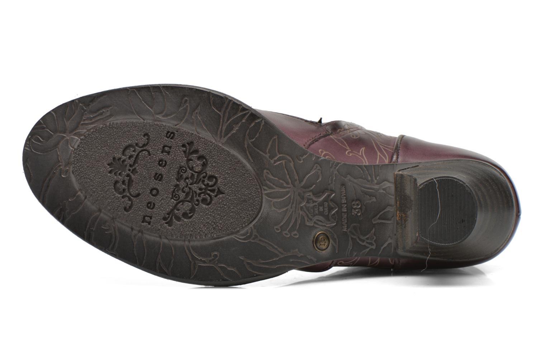 Bottines et boots Neosens Rococo S846 Violet vue haut