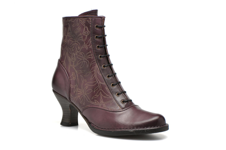 Boots en enkellaarsjes Neosens Rococo S846 Paars detail