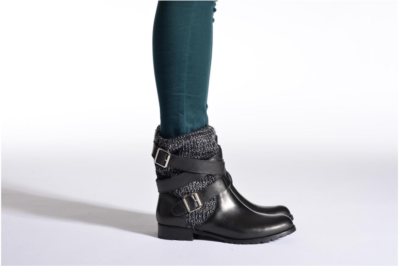 Bottines et boots Mellow Yellow Tambour Marron vue bas / vue portée sac