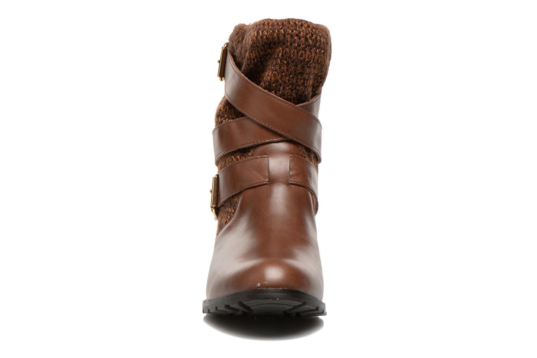 Bottines et boots Mellow Yellow Tambour Marron vue portées chaussures