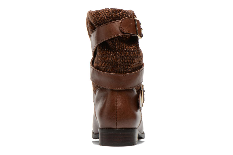 Bottines et boots Mellow Yellow Tambour Marron vue droite