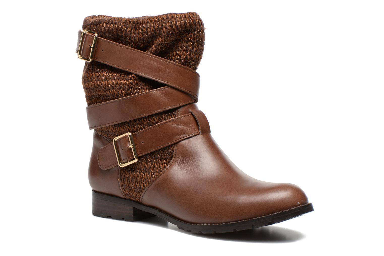 Bottines et boots Mellow Yellow Tambour Marron vue détail/paire