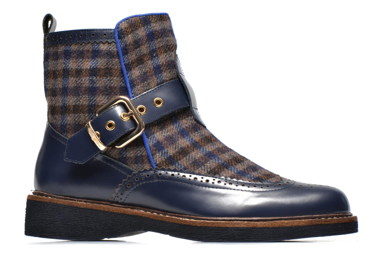 Bottines et boots Mellow Yellow Taylorine Bleu vue derrière