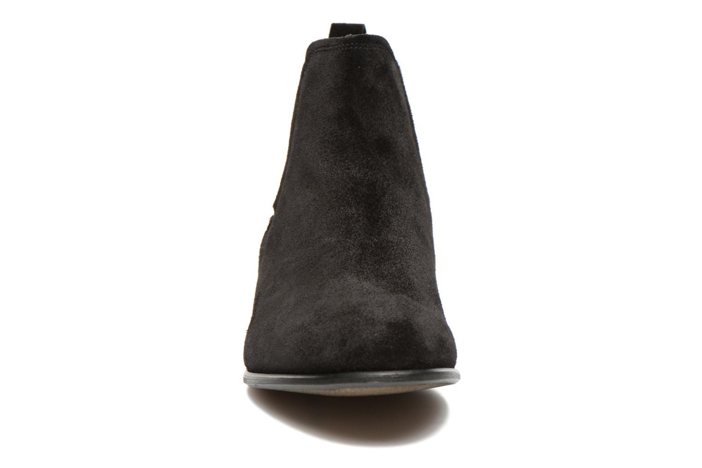 Bottines et boots Georgia Rose Anilla Noir vue portées chaussures