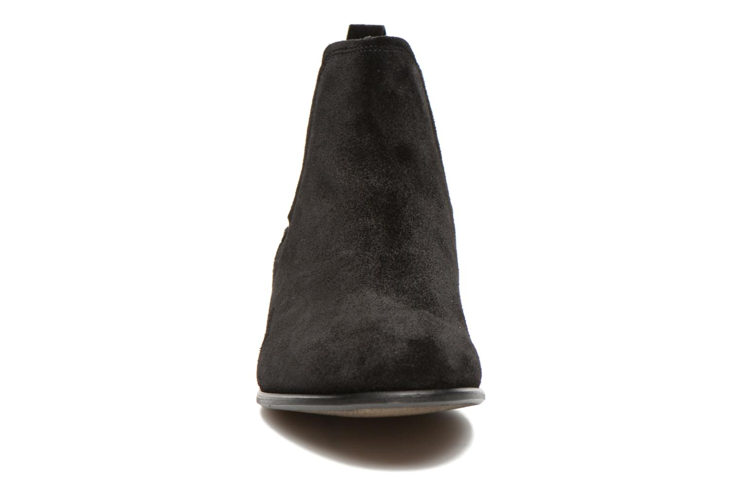 Ankle boots Georgia Rose Anilla Black model view