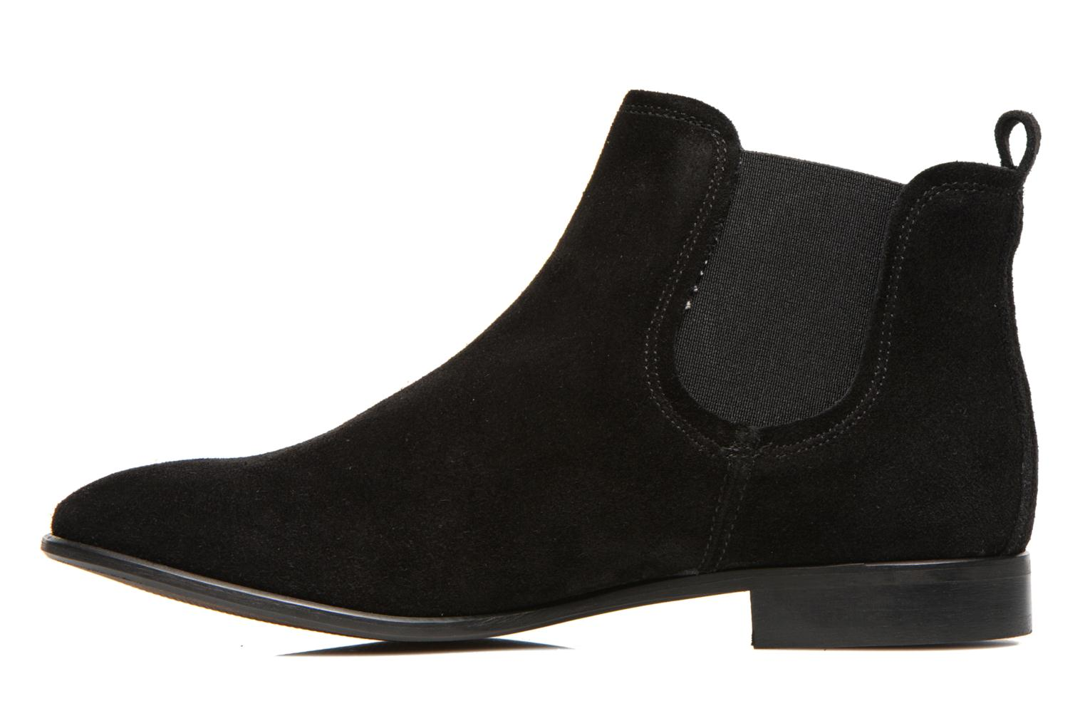 Ankle boots Georgia Rose Anilla Black front view