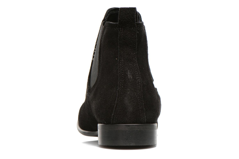 Bottines et boots Georgia Rose Anilla Noir vue droite