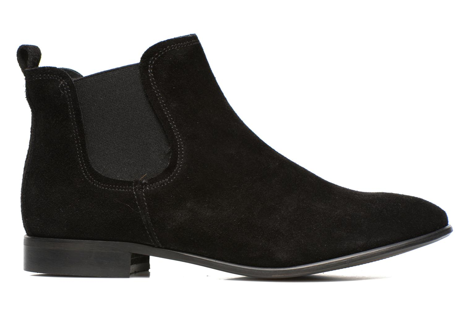 Ankle boots Georgia Rose Anilla Black back view