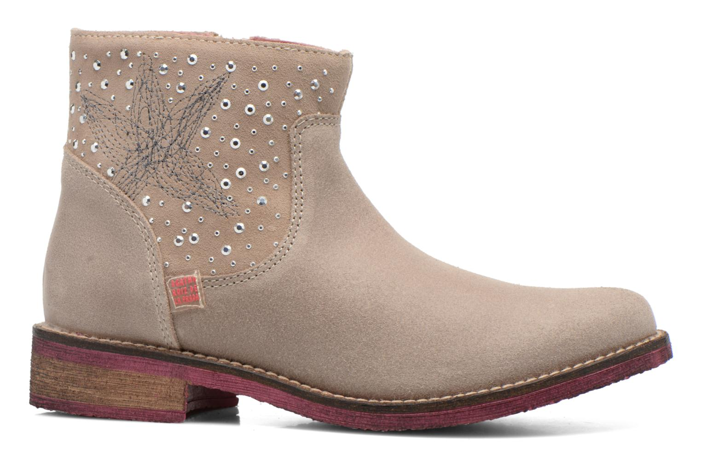 Bottines et boots Agatha Ruiz de la Prada Camperas Agatha Beige vue derrière