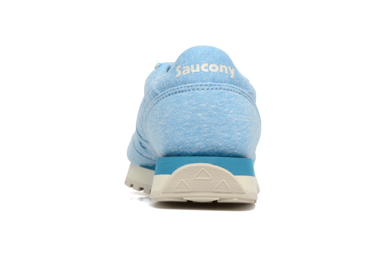 Sneakers Saucony Jazz Original Blauw rechts