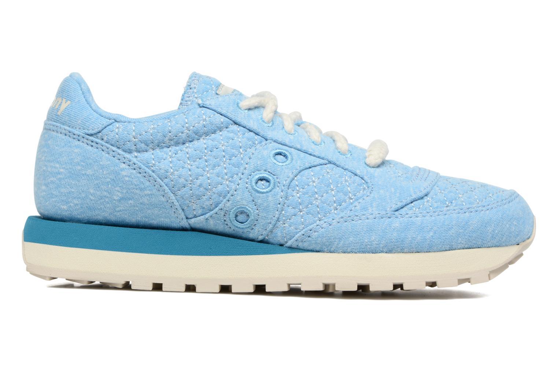 Sneakers Saucony Jazz Original Blauw achterkant
