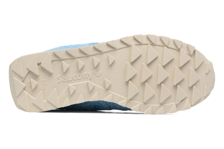 Sneakers Saucony Jazz Original Blauw boven