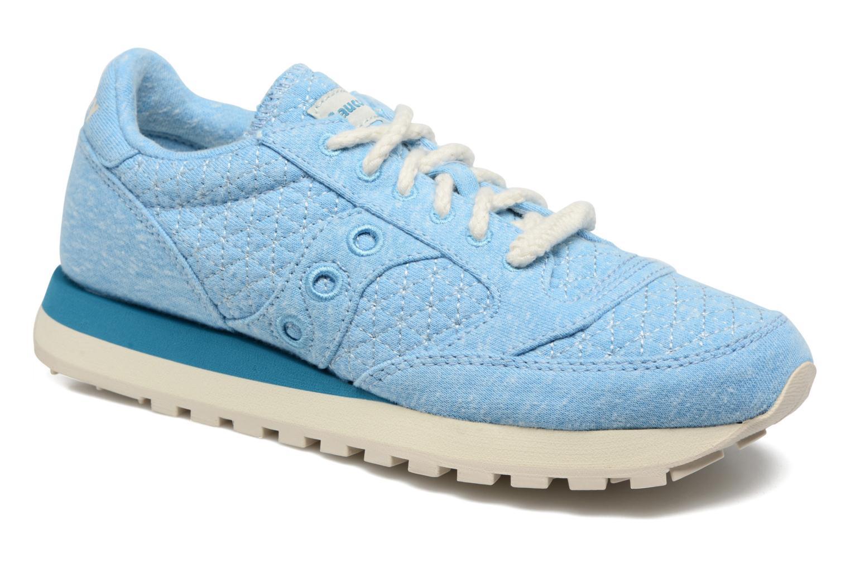 Sneakers Saucony Jazz Original Blauw detail