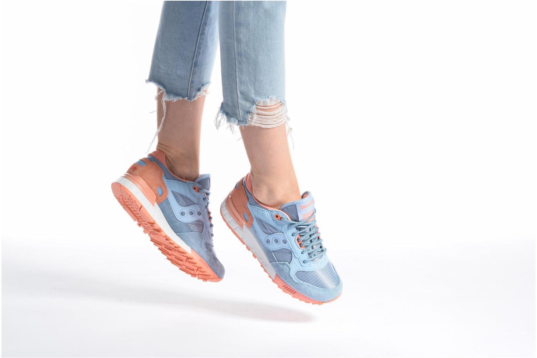 Sneakers Saucony Shadow 5000 W Blauw onder