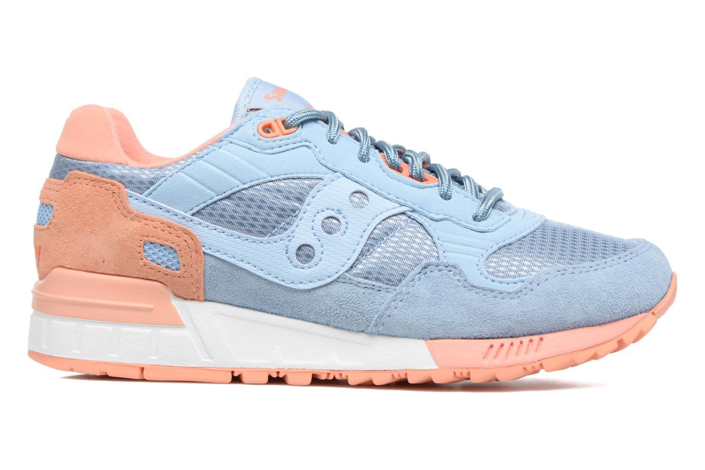 Sneakers Saucony Shadow 5000 W Blauw achterkant