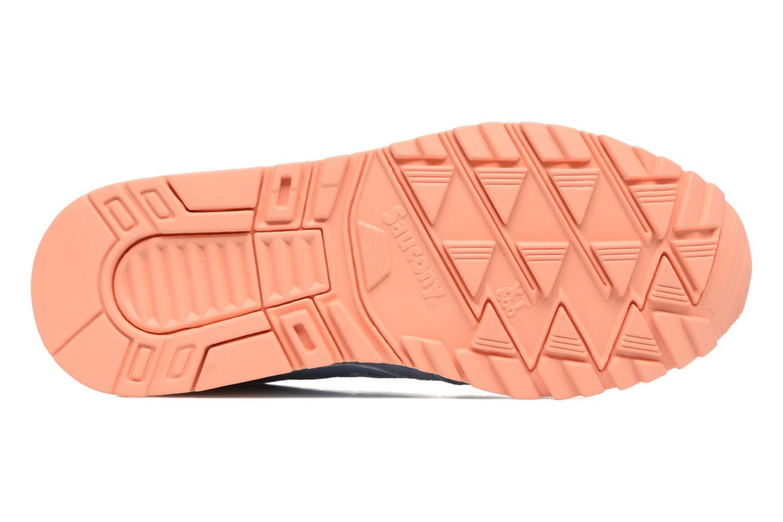 Sneakers Saucony Shadow 5000 W Blauw boven