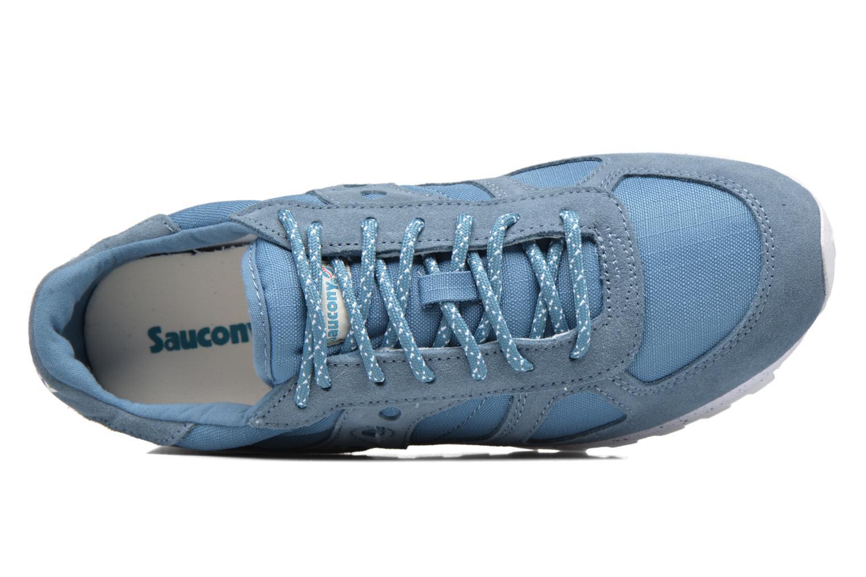 Baskets Saucony Shadow Original Bleu vue gauche