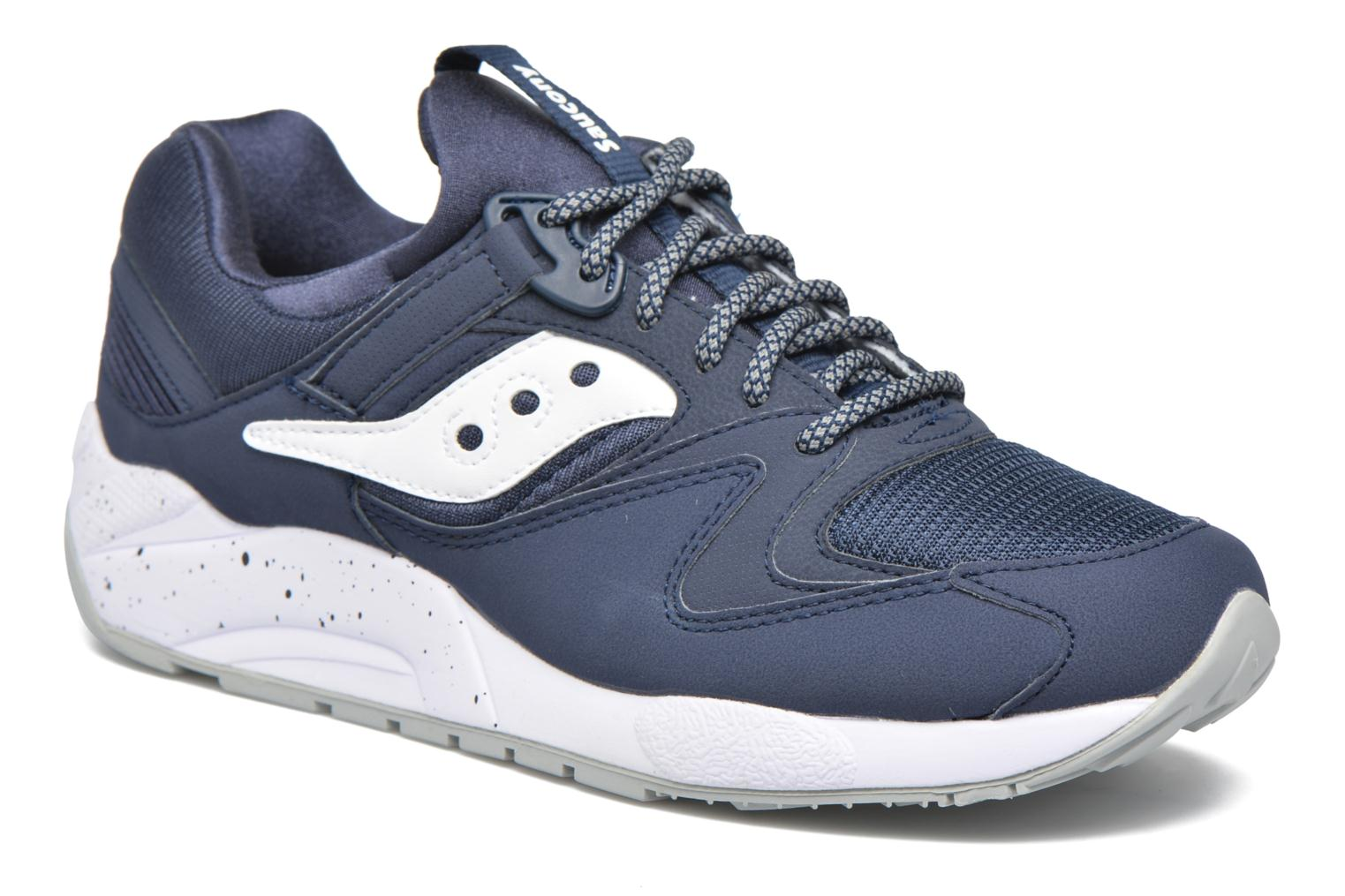 Grid 9000 Navy/white
