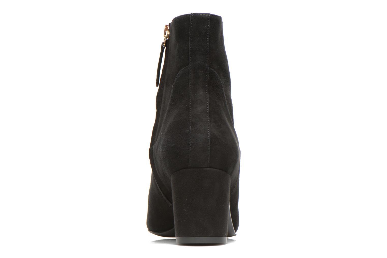 Bottines et boots L.K. Bennett Simi Noir vue droite