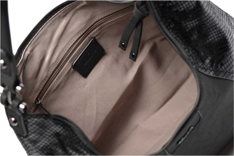 Handtassen Tamaris LINA Hobo Zwart achterkant