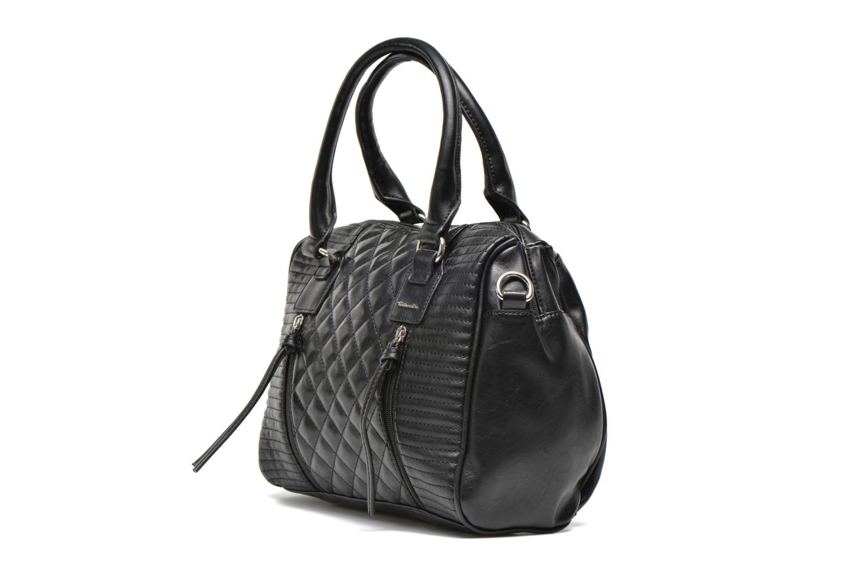 Handtaschen Tamaris SOPHIE Bowling bag schwarz schuhe getragen