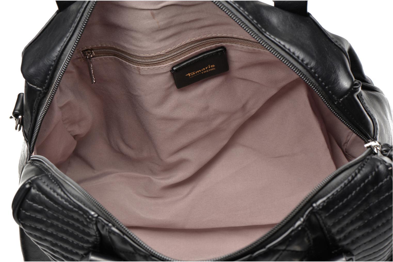 Handtaschen Tamaris SOPHIE Bowling bag schwarz ansicht von hinten