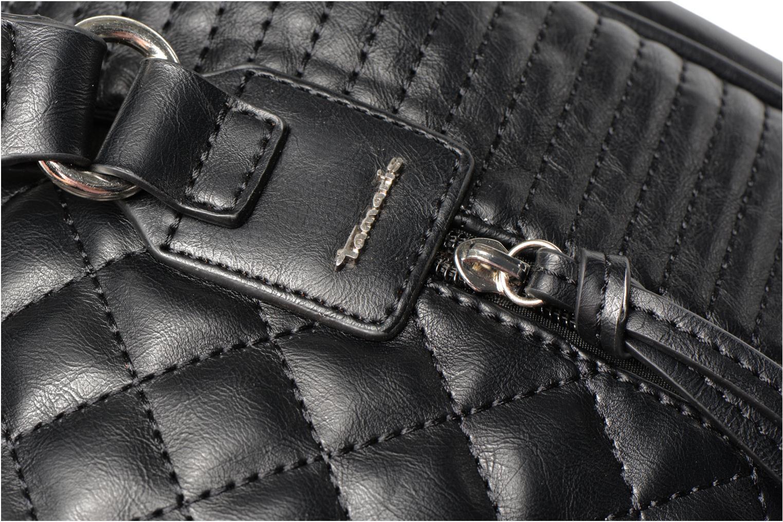 Handtaschen Tamaris SOPHIE Bowling bag schwarz ansicht von links