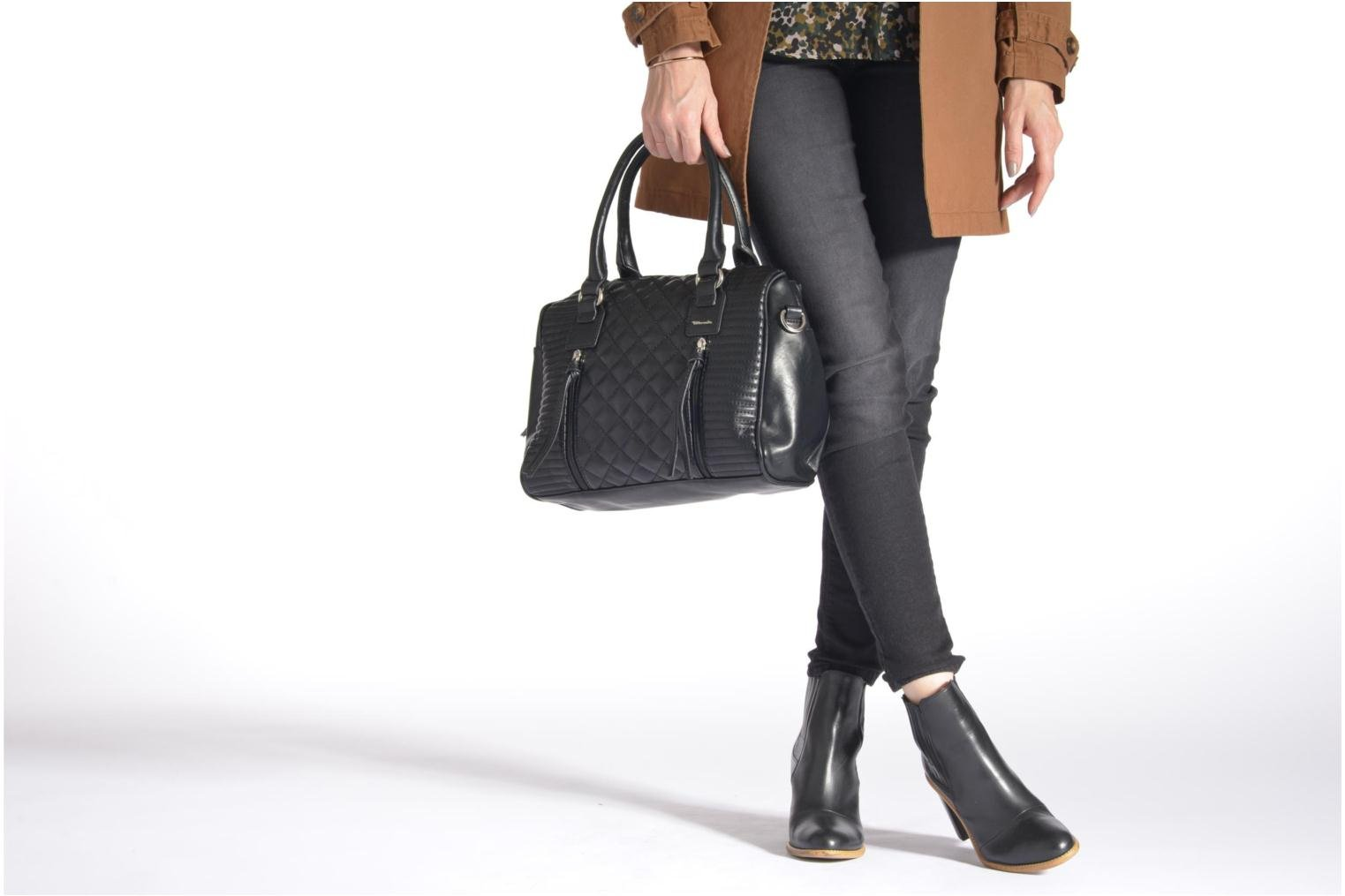 SOPHIE Bowling bag Black