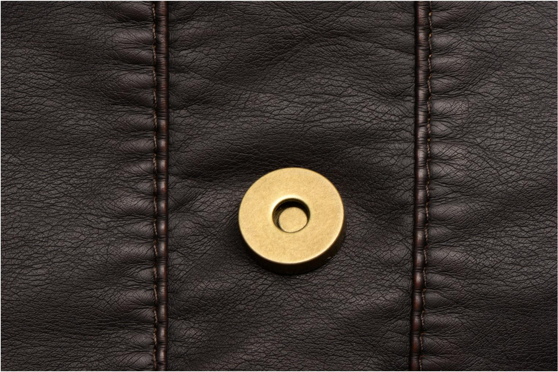 Hayes Shoulderbag Chocolate 685